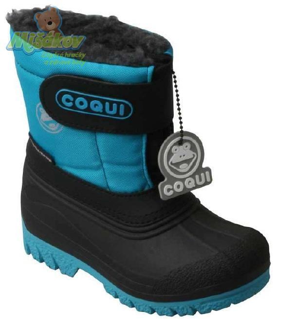 HESSY COQUI dětská obuv zimní - termoobuv - 12555683 empty 74254d4e29