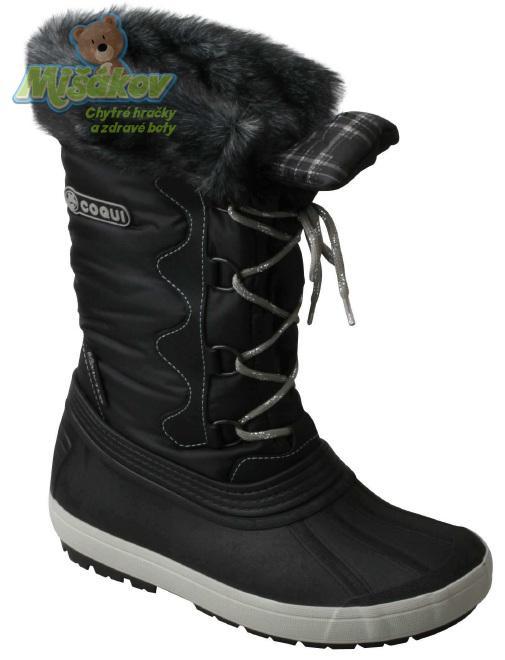 HESSY COQUI dětská obuv zimní - termoobuv - 12556545 empty aae5c16452