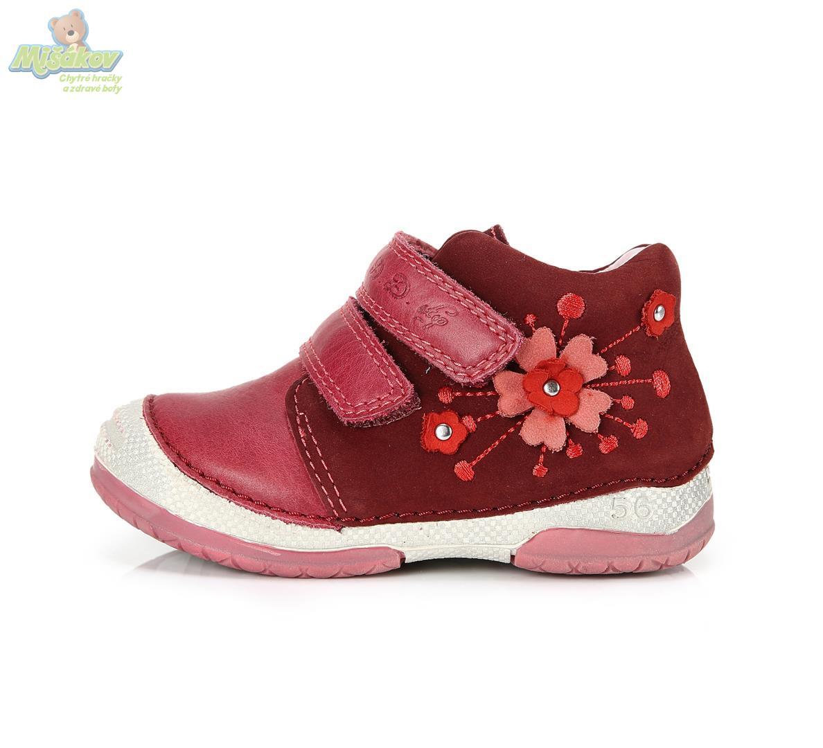 DD step dětská celoroční obuv 038-5A d2babc63a5