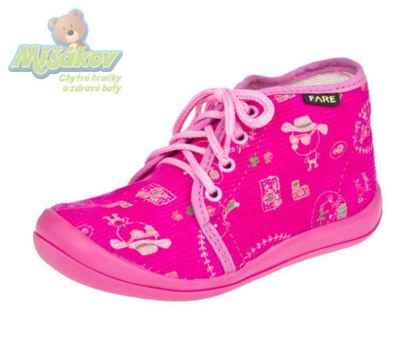 94633fd5c FARE dětské papuče 4112446 vel.23