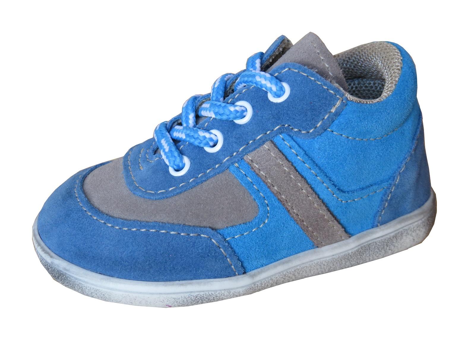 d6998ab06ce JONAP celoroční dětská obuv 051 light modrá