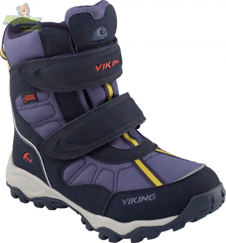 7528cf8128 Viking dětská zimní obuv 3-86000-277 Ondur GTX