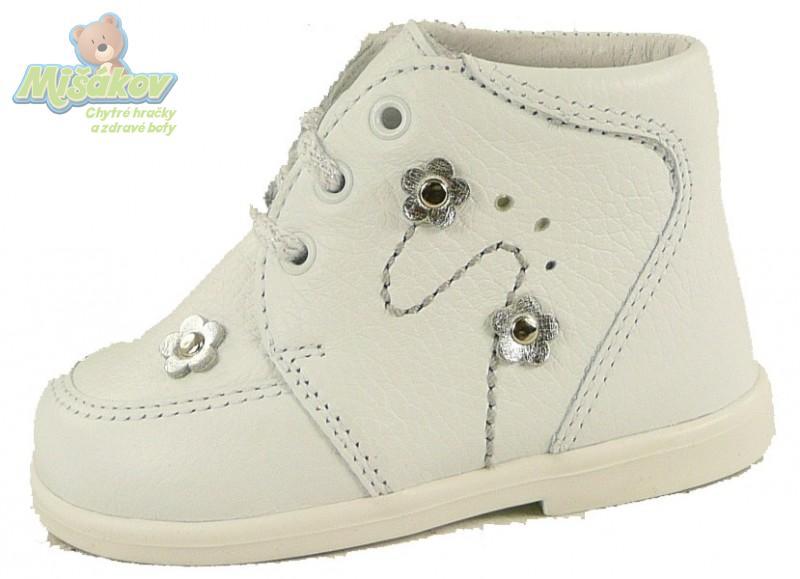 DPK dětská obuv kožená - capáčky K51007 NO 18 BI BI 4492a7ed34