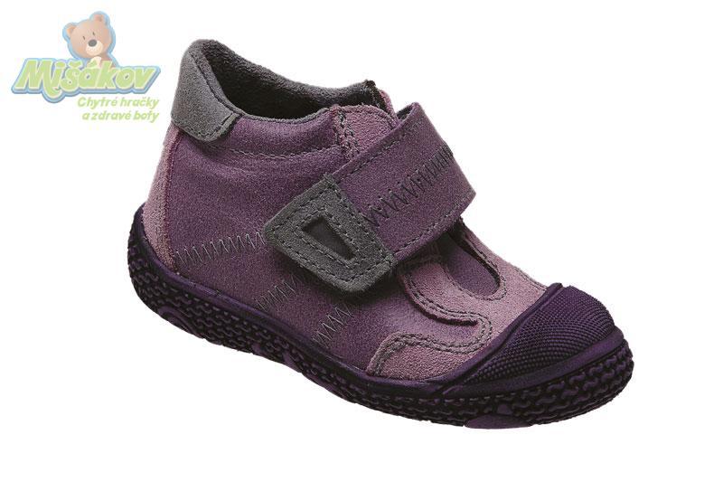 SANTE dětské boty N 661 201 79 78 19 VIOLET 3935e4aea8