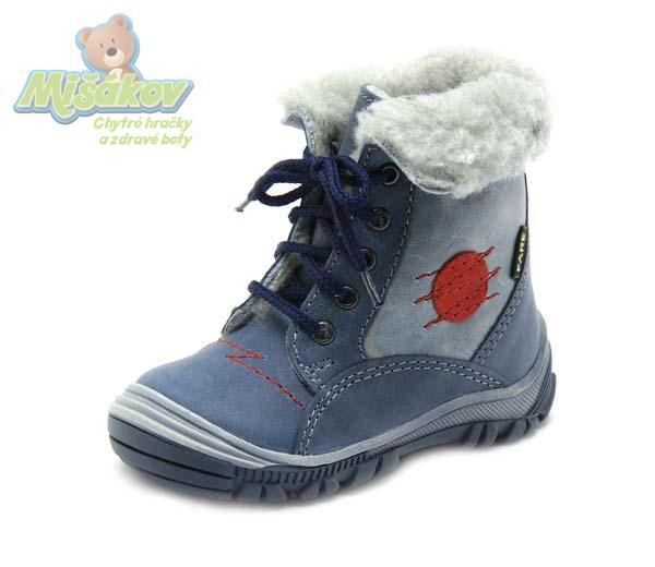 65446681116 FARE Dětská obuv zimní 2145103