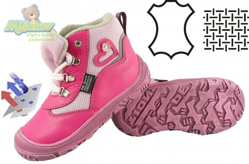 DPK dětská obuv Zimní K51108-TEX-NO-0505 0d0272f033