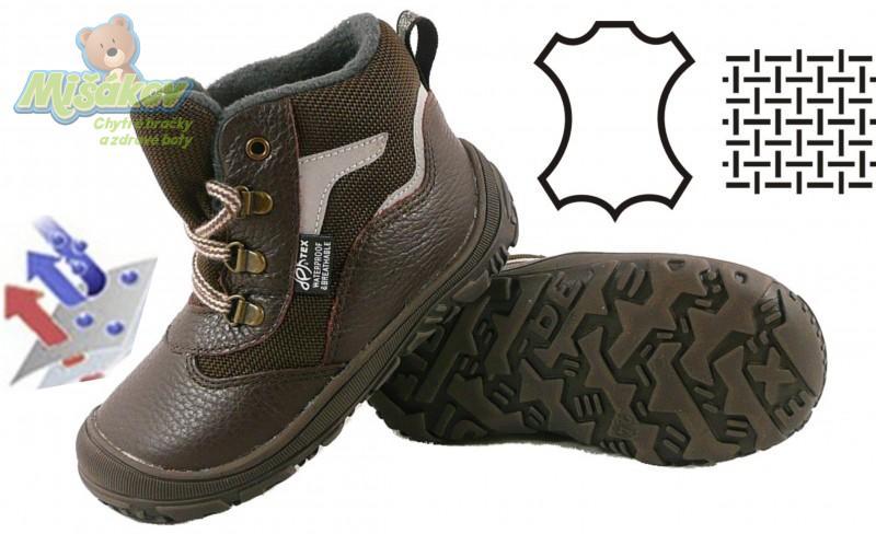 DPK dětská obuv Zimní K51108-TEX-NO-1010 6dc9804ac2