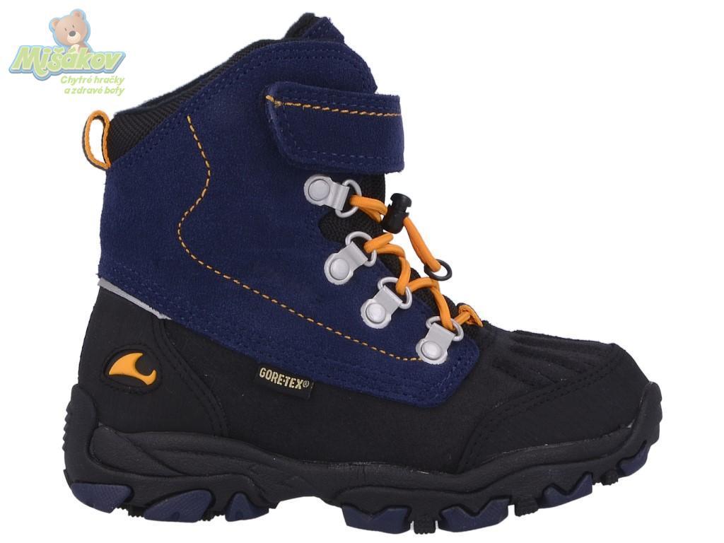 65edbdabe7 VIKING Dětská zimní obuv 3-83170-502 ICICLE EL VEL GTX