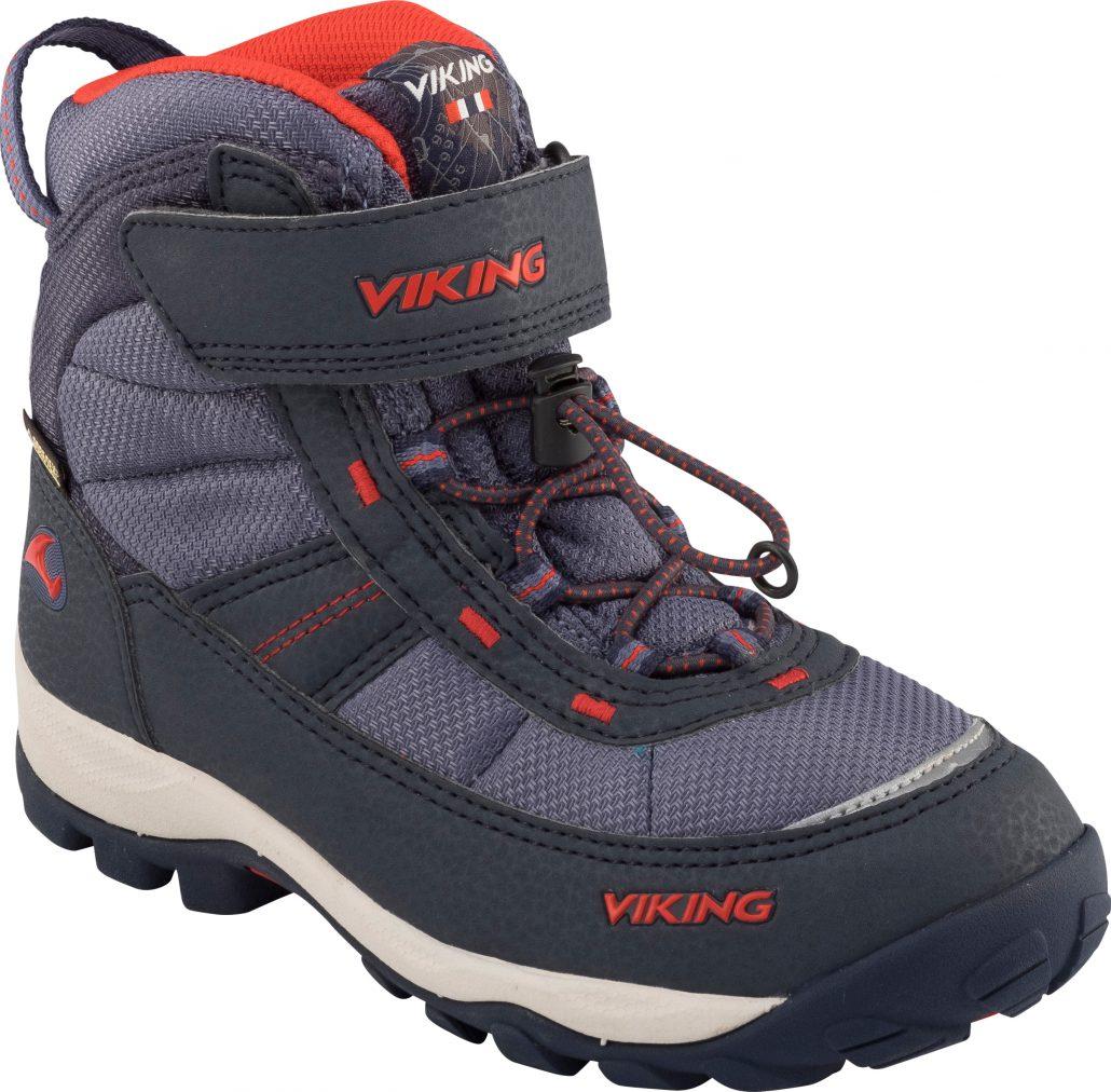 709114b60a4 VIKING dětská zimní obuv 3-86450-510 SLUDD EL VEL GTX empty