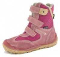 DPK dětská obuv zimní - membrána K58004 3W TEX-0504 empty 547094b031