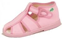 DPK dětská domácí obuv - textil K57011-0505 empty fa14fe6c42