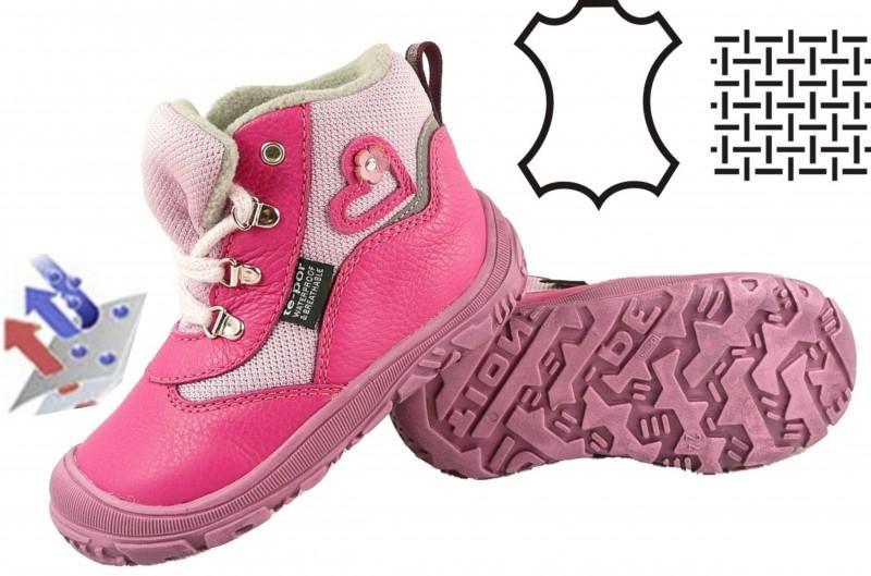 22356690802 DPK dětská obuv Zimní K51108-TEX-NO-0505 empty