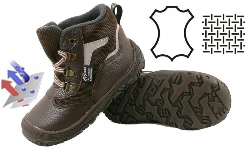 f99e020401e DPK dětská obuv Zimní K51108-TEX-NO-1010 empty