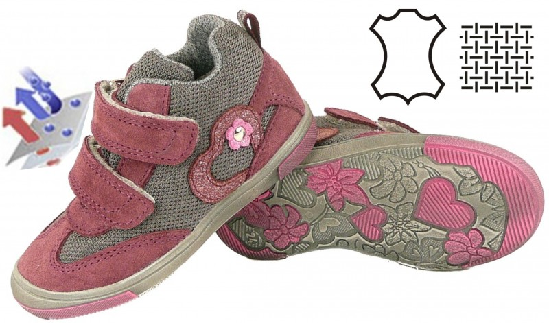 DPK dětská celoroční obuv - membrána K59018-2W-TEX-1311 empty a6e19fd9c3