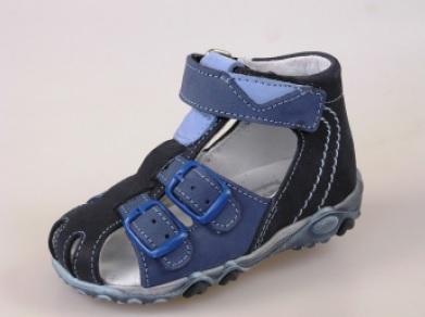8664d17a371 SÁZAVAN dětská obuv sandály S3040 0 vel.19-22 empty